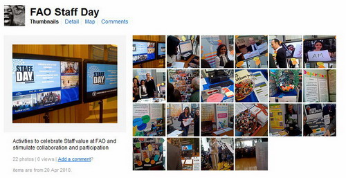 FAO Staff Day photogallery